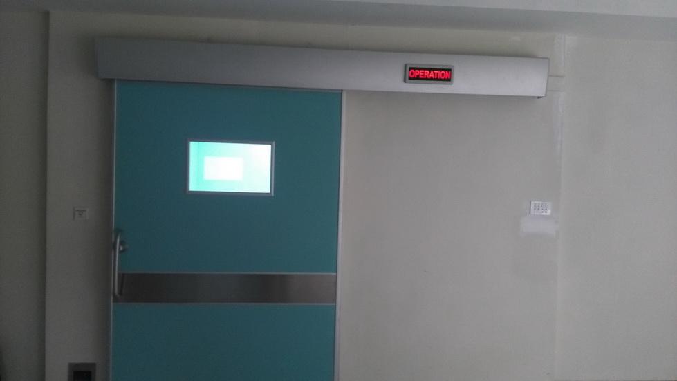 Hermetically Sealed Doors