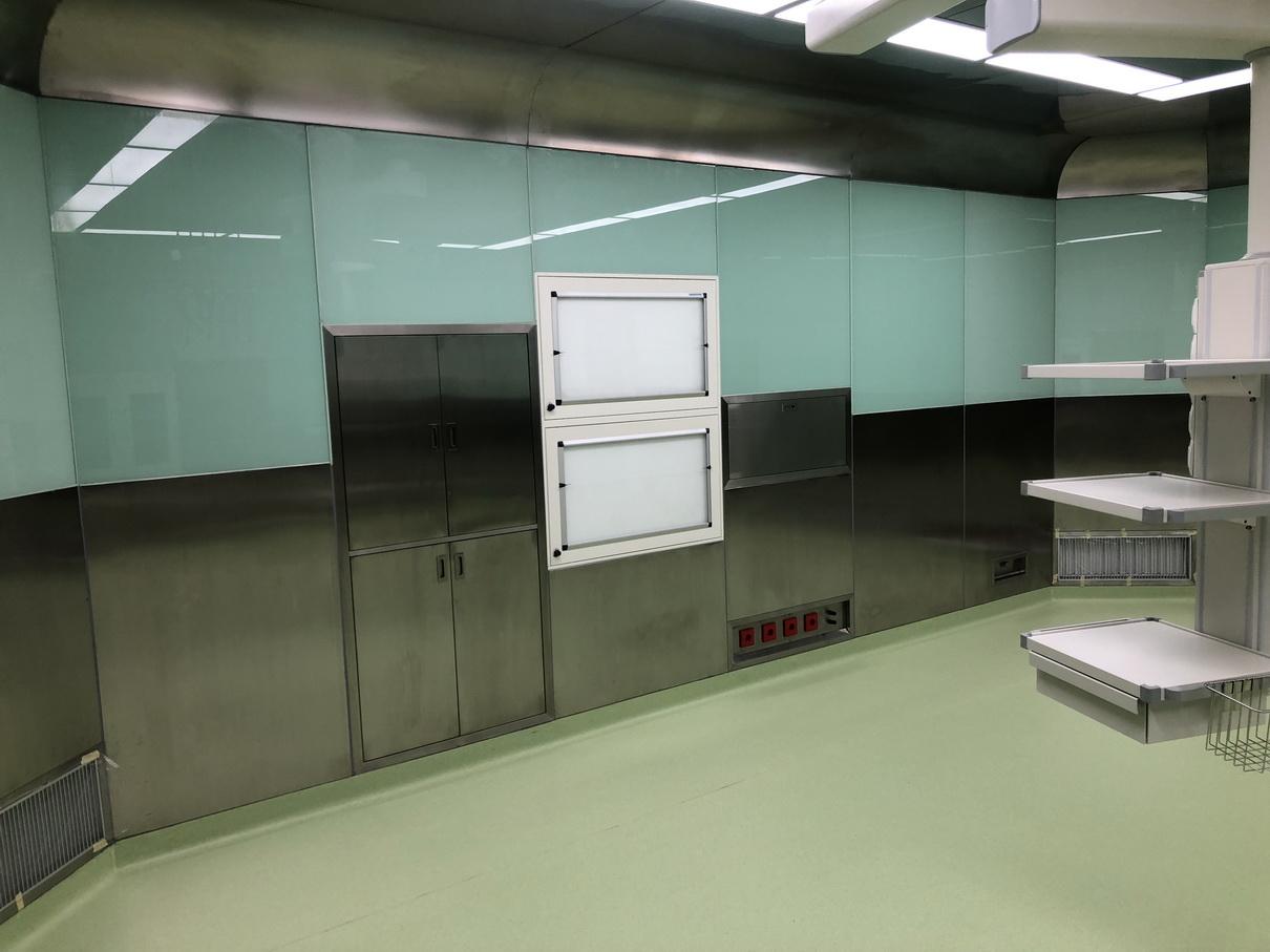 glass modular OT