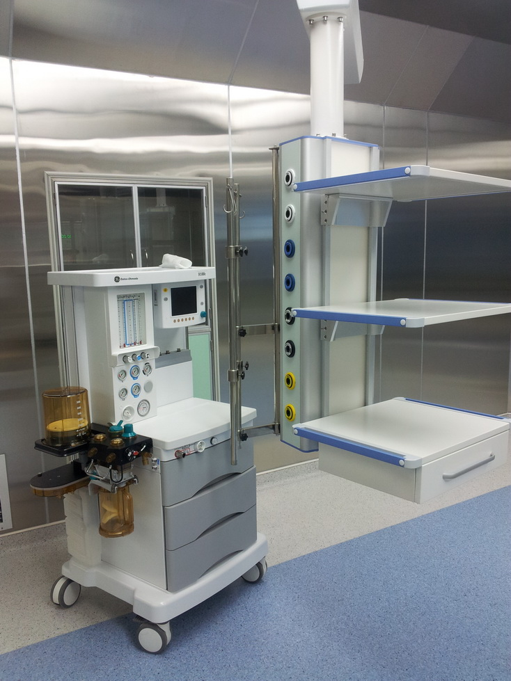 Operation Theatre Setup