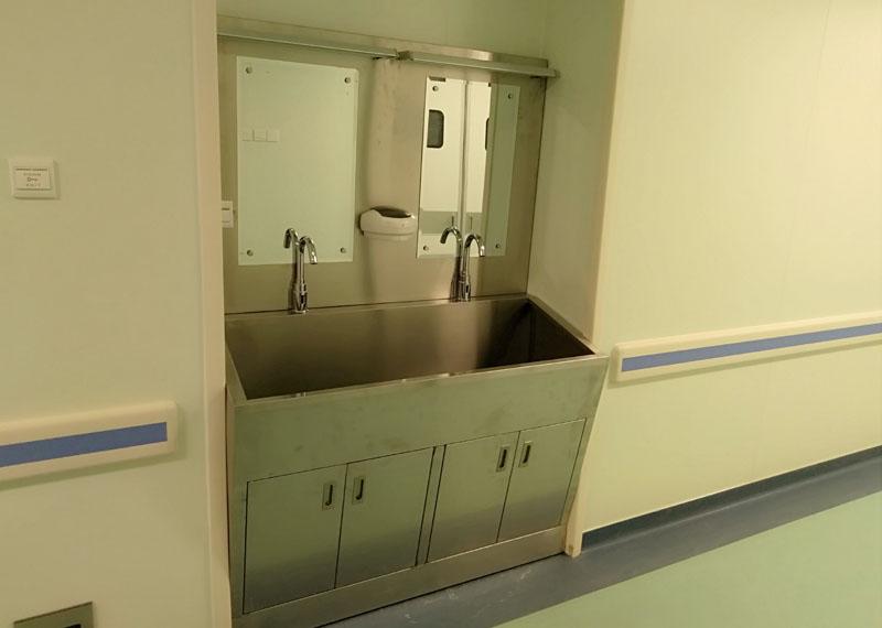 Hospital Hand Washing Sink
